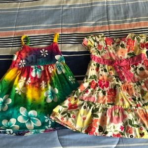 Other - Two toddler girl dresses